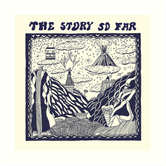 The Story So Far by luisfl97