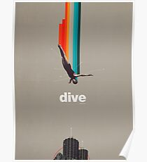 Dive Into My Soul Poster