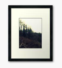 The Deadlands Framed Print