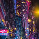Macau - The Grand Lisboa by noealz
