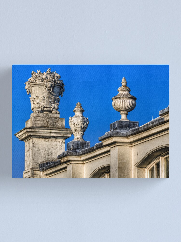 Alternate view of The Temperate House Canvas Print