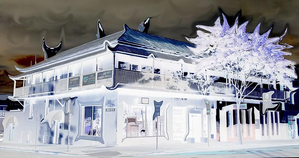 Horror House by Glenn Browning