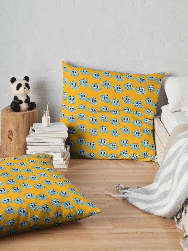 Alternate view of Happy Gumball Floor Pillow
