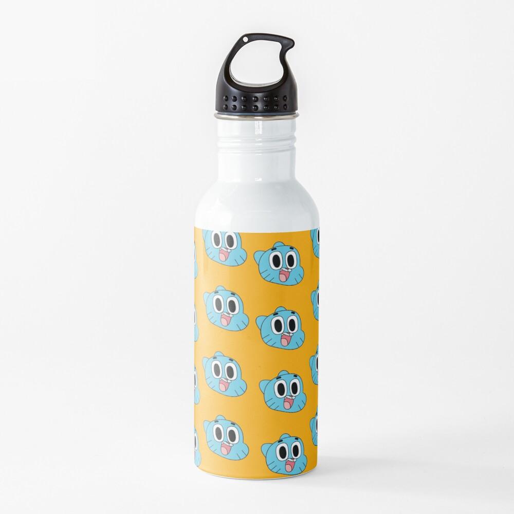 Happy Gumball Water Bottle