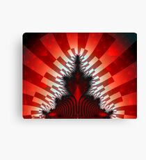 Red Mandy Canvas Print