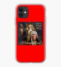 A Trumpmas Carol iPhone Case