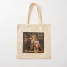 A Trumpmas Carol Cotton Tote Bag