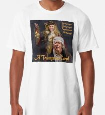 A Trumpmas Carol Long T-Shirt