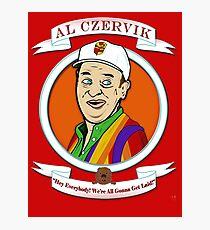 Caddyshack - Al Czervik Photographic Print