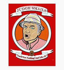 Caddyshack - Judge Smails Photographic Print