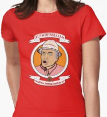 Caddyshack - Judge Smails Women's Fitted T-Shirt
