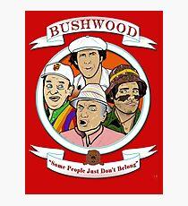 Caddyshack - Bushwood Photographic Print