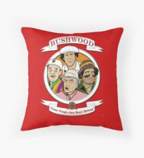 Caddyshack - Bushwood Throw Pillow