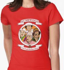 Caddyshack - Bushwood Women's Fitted T-Shirt
