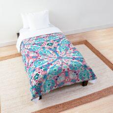 Bubblegum Kaleidoscope  Comforter