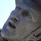 Evandale statue    by gaylene