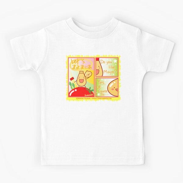 Mayo Comic Kids T-Shirt