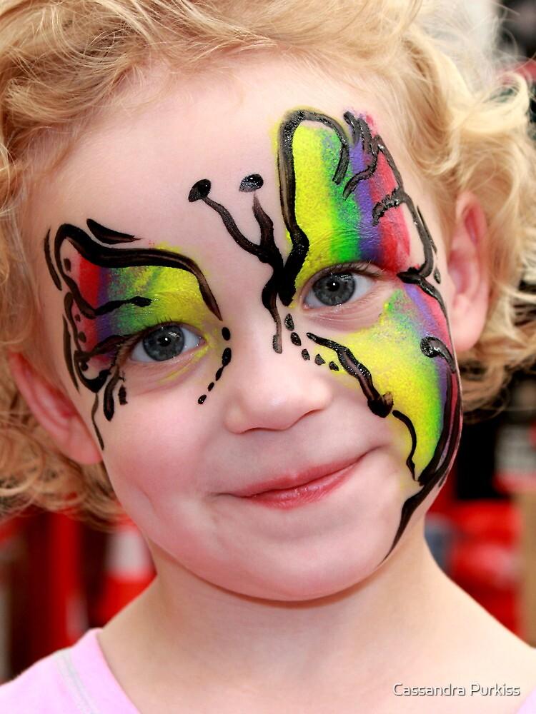 Beautiful Butterfly by Cassandra Purkiss