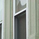 three windows  by Elizabeth Rodriguez