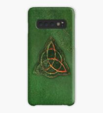 Book of Shadows - Charmed Triquetra Design Case/Skin for Samsung Galaxy