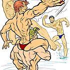 Gay sport by Bubentcov