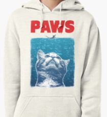 Paws Pullover Hoodie