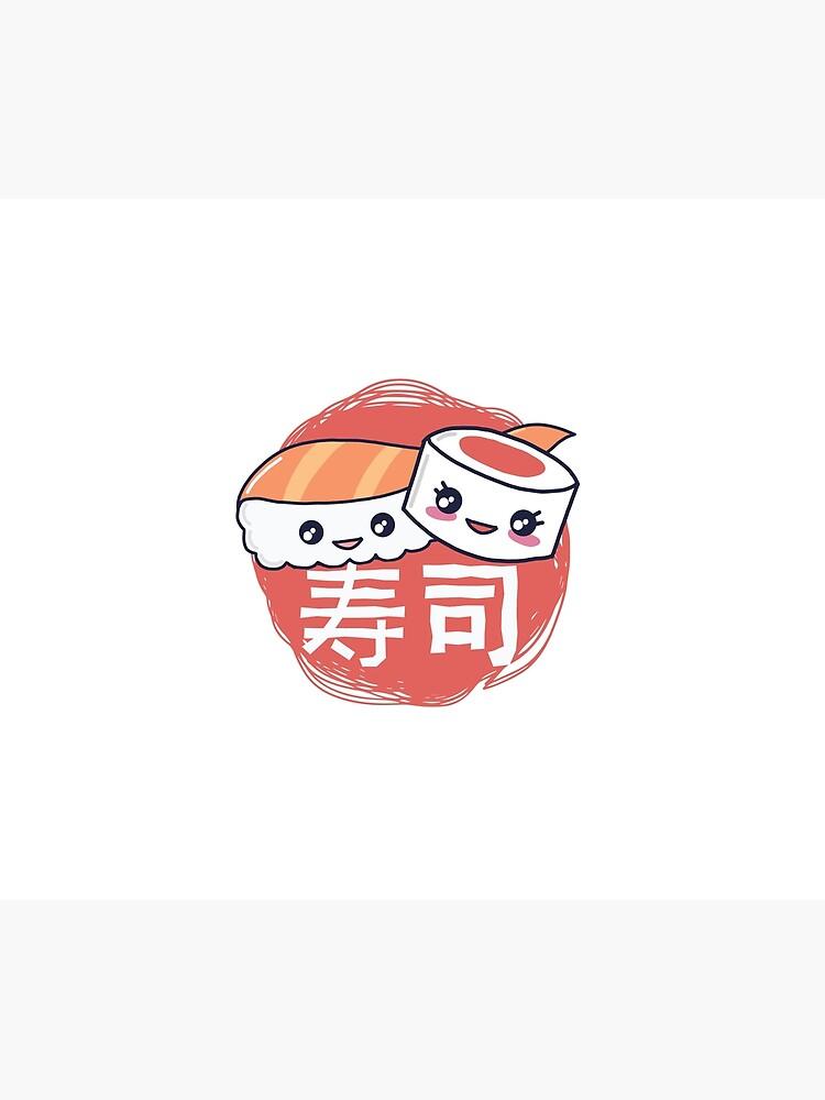 Happy Sushi Family by Foxynews89