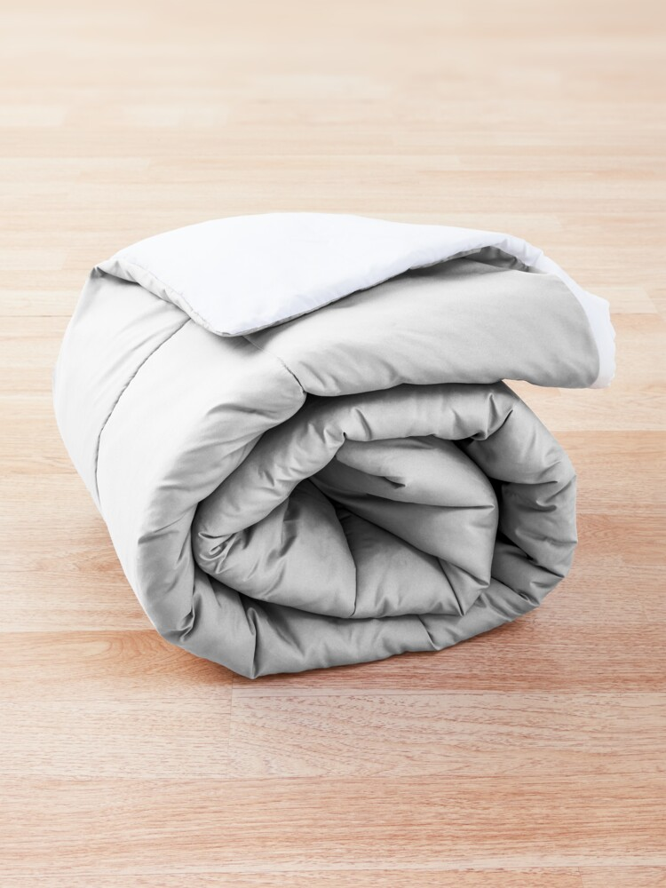 Alternate view of Happy Sushi Family Comforter