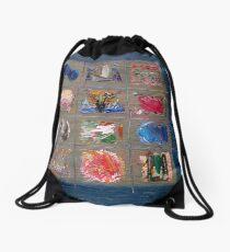 DISPLAY 2 Drawstring Bag