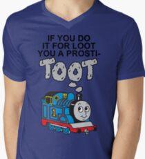 Prosti-TOOT Men's V-Neck T-Shirt