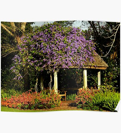 Botanical Landscape ~ Part Three Poster
