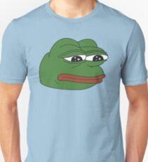 Pepe the frog - Sad frog Unisex T-Shirt