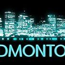 Edmonton Skyline von MilitaryCandA