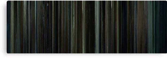 Moviebarcode: Fight Club (1999) by moviebarcode