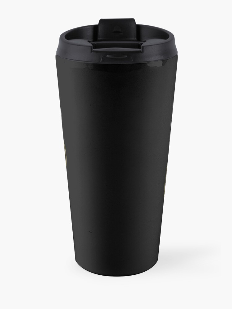 Alternate view of The Lord of Death Travel Mug