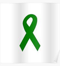 Green Ribbon Poster