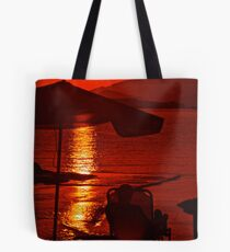 Quite simply, the  Red Miracle .Bali . Views (351) Thanks !!! +Featured  i the Monochrome in Color Group+  Tote Bag