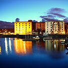 Liverpool Albert Dock by NicolaLeigh