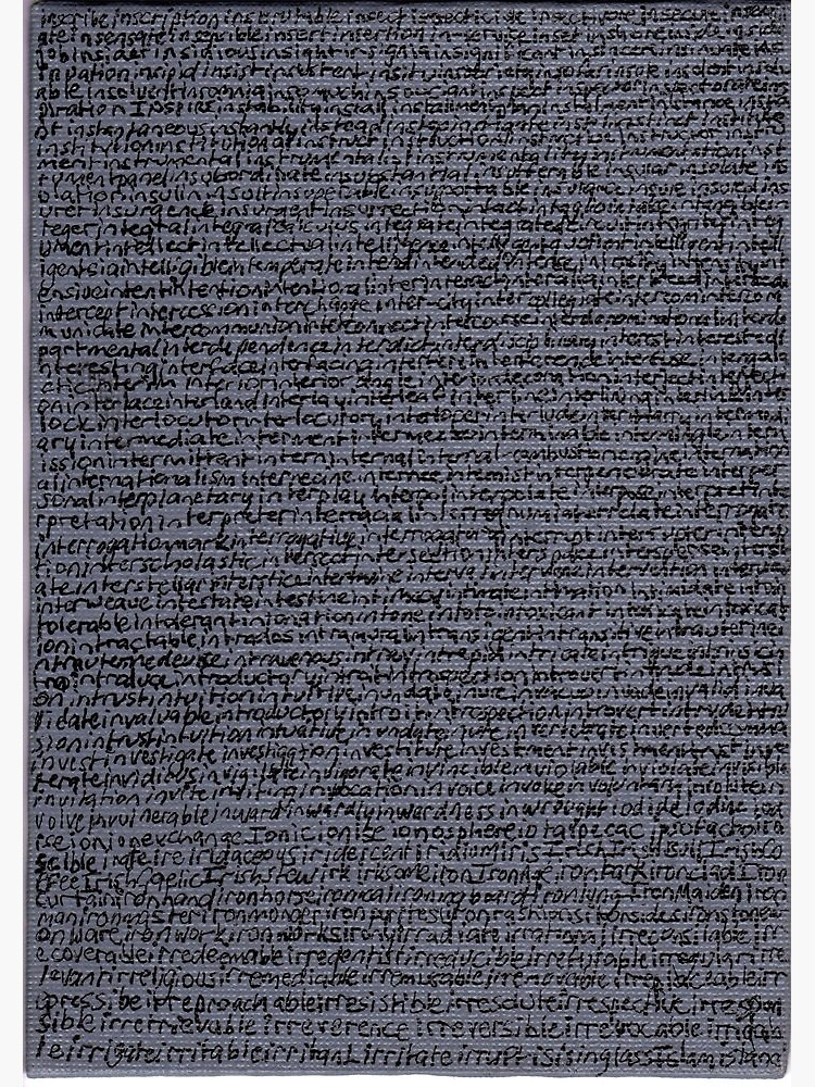 """""""Dictionary 32"""" (inscribe-island) by michellelee"""