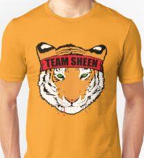 Team Sheen Funny T-Shirt Unisex T-Shirt