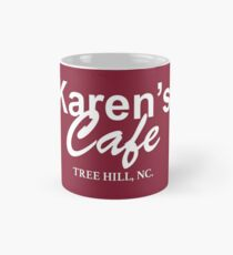 Karen's Cafe shirt – One Tree Hill, Lucas Scott Mug