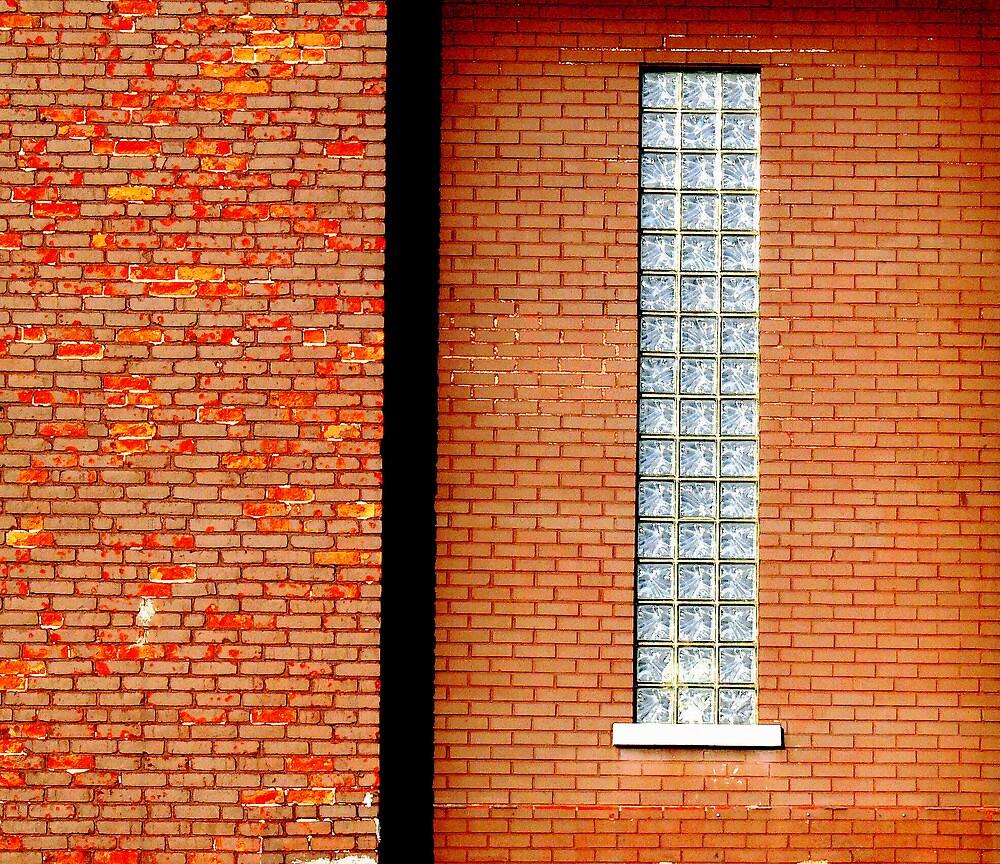 One Glass Window by Aliwakia