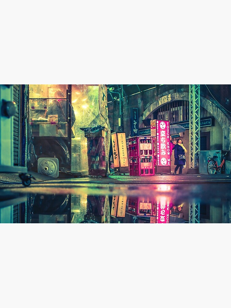 Reflection of Neo-Tokyo by TokyoLuv