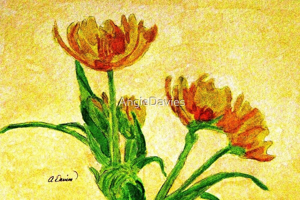 Monte Carlo Double Tulip by AngieDavies