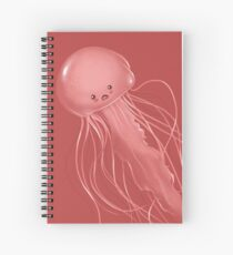 Jellyfish Spiral Notebook