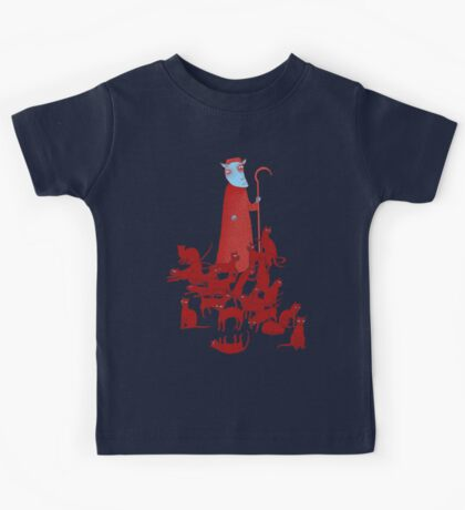 Herding Cats Kids Clothes