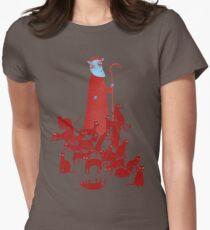 Herding Cats Women's Fitted T-Shirt