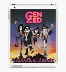 Gen Kiss iPad Case/Skin