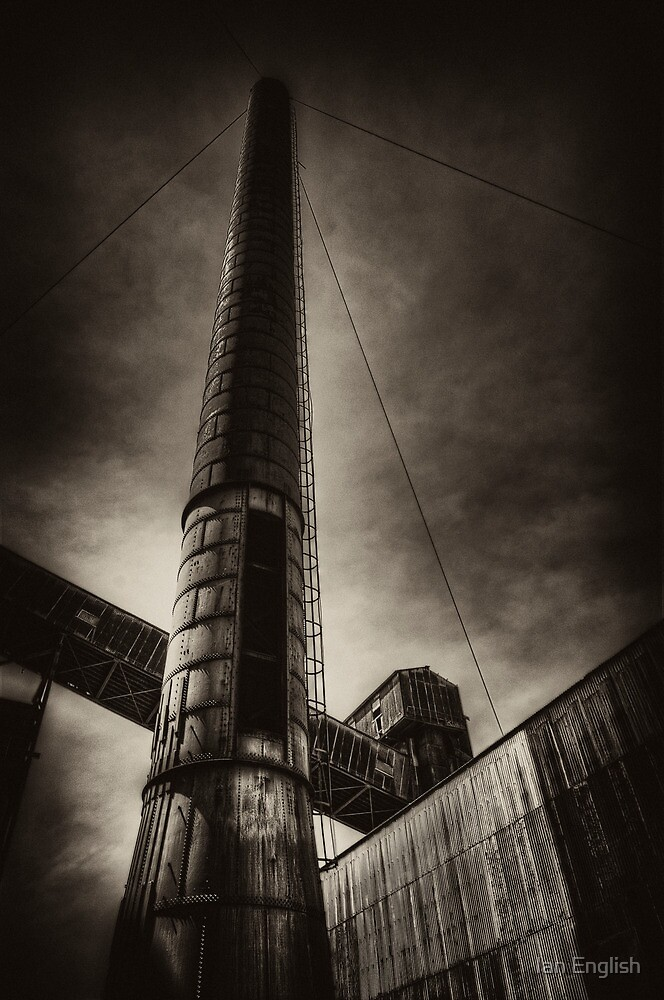White Bay Power Station (Heritage Listed) by Ian English