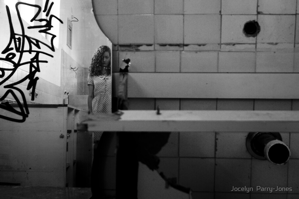 Ever present by Jocelyn  Parry-Jones